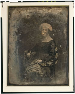 Rare Photograph of Dolley Madison From Library of Congress