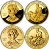 Margaret Taylor First Spouse Coins