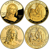 Sarah Polk First Spouse Coins