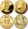 Elizabeth Monroe First Spouse Coins