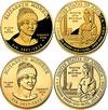 Elizabeth Monroe First Spouse Coins